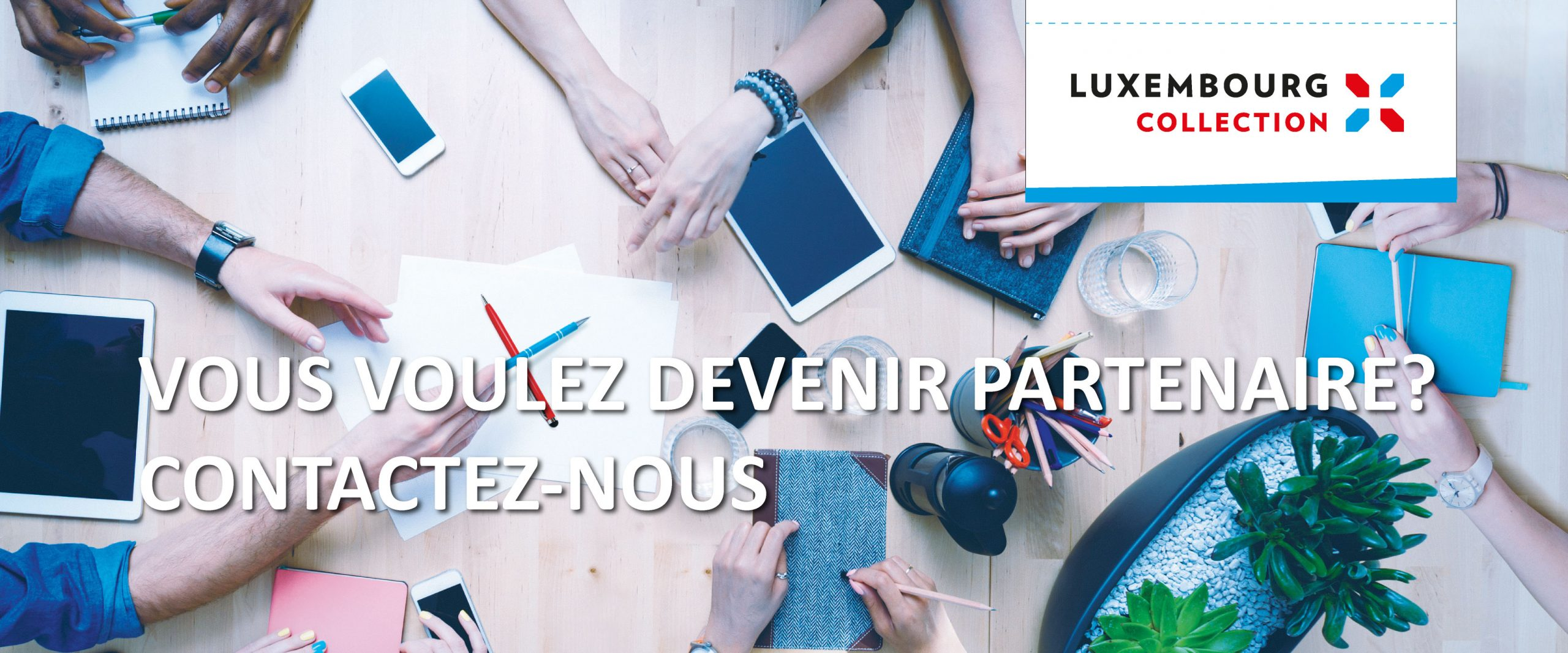 Luxembourg Collection Partenaire